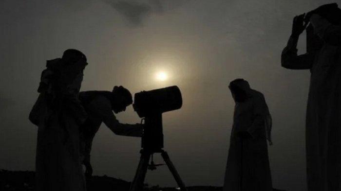 Hilal Tak Terlihat, Arab Saudi Umumkan Idul Fitri 1442 H Jatuh 13 Mei 2021