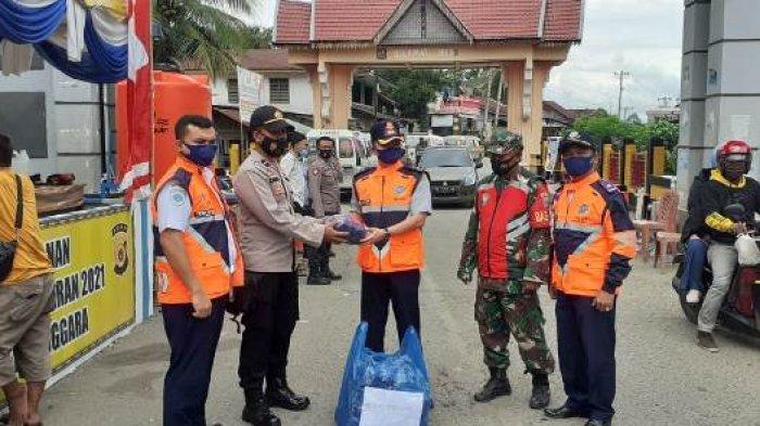 Tak Miliki Rapid Test Antigen, Warga dari Aceh Tenggara Menuju Sumut Harus Putar Balik di Perbatasan