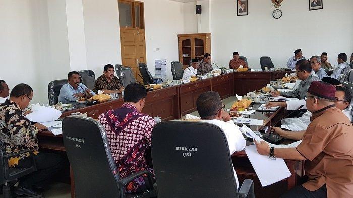 Dana Otonomi Khusus untuk Pidie Jaya Tahun 2019 Sebesar Rp 87,3 Miliar, Ini Harapan DPRK Pijay