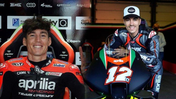 MotoGP Aragon 2021 – Bersaing dengan Maverick Vinales, Aleix Espargaro Akui Dirinya Lebih Hebat