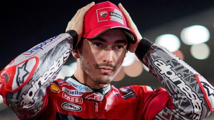 Pembalap Ducati, Francesco 'Pecco' Bagnaia akan berusaha bangkit dan meraih juara di seri balapan MotoGP Doha 2021 akhir pekan ini.