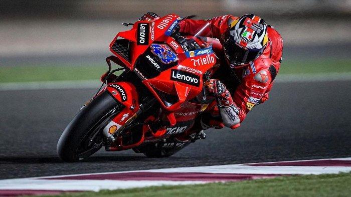 MotoGP Qatar 2021, Jack Miller Awasi Anak Didik Valentino Rossi: Orang yang Harus Dikalahkan