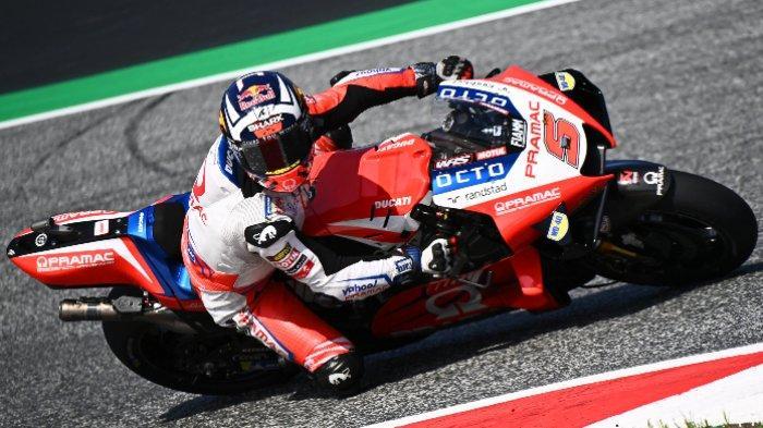 Live Streaming FP3, FP4 dan Kualifikasi MotoGP Austria 2021 – Kecerdasan Taktik Johann Zarco
