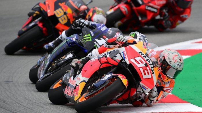 Jadwal dan Live Streaming MotoGP Assen 2021 FP3, FP4, dan Kualifikasi Hari Ini, Langsung di Trans7