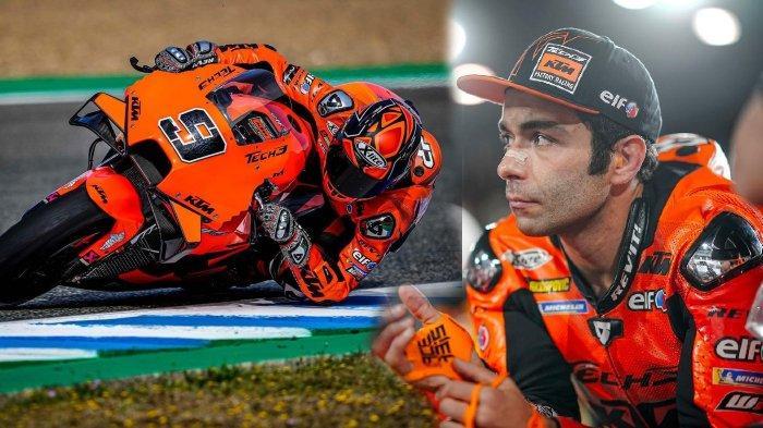 MotoGP Spanyol 2021 – Kekahwatiran dan Perasaan Tidak Senang Dialami Danilo Petrucci di Jerez