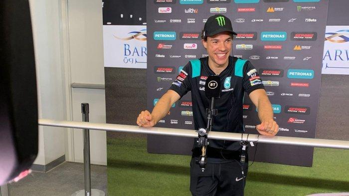Hasil FP1 MotoGP Qatar 2021 - Empat Pembalap Yamaha Melesat di 6 Besar, Termasuk Valentino Rossi