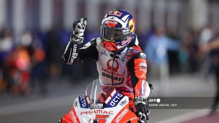 Hasil Kualifikasi MotoGP Jerman 2021 - Johann Zarco Tercepat, Patahkan Rekor Marc Marquez