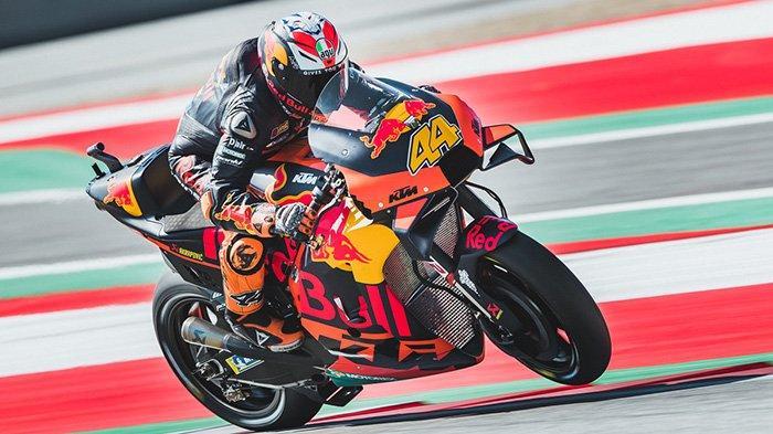 Hasil Kualifikasi MotoGP Inggris 2021, Pol Espargaro Menjadi yang Tercepat
