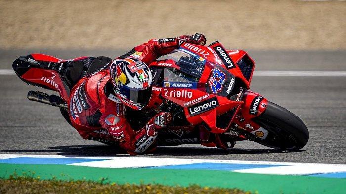LIVE Streaming MotoGP Prancis 2021, Pembalap Ducati Masih Pimpin Perburuan Gelar Juara Dunia