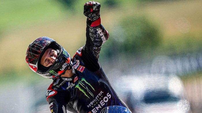 Klasemen Sementara Jelang MotoGP Inggris - Quartararo Kokoh Dipuncak, Marquez Siap Masuk 10 Besar
