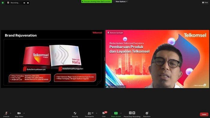 Telkomsel Perbarui Identitas Logo dan Produk