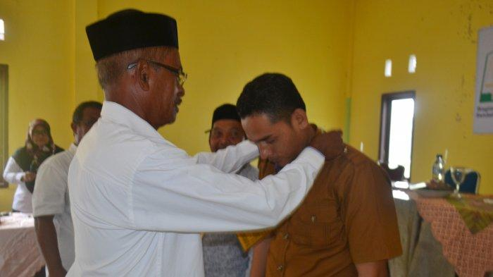 Keuchik dan Tuha Peut di Aceh Timur Ikuti Pembekalan Tugas