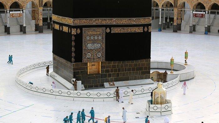 Ibadah Haji 2020 Selesai, Tawaf di Ka'bah, Kembali ke Hotel dan Rumah untuk Dikarantina