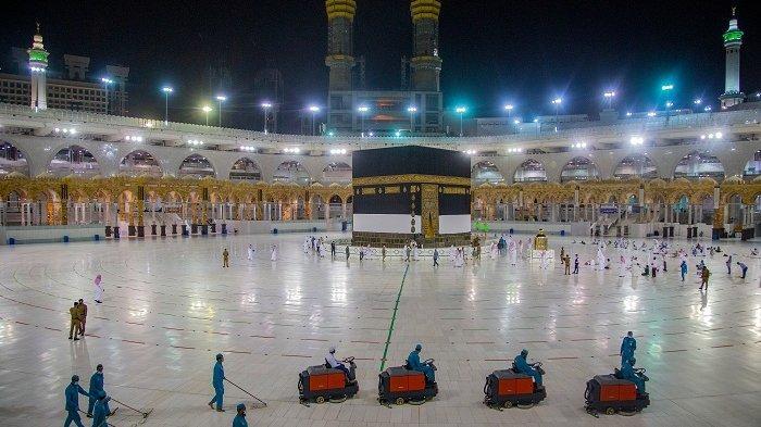 Haji di Tengah Pandemi Corona, Air Zamzam Tak Bisa Diminum Langsung & Kerikil Jumrah Disterilkan