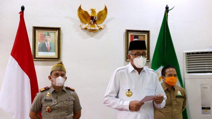 Jadi Pembina Upacara Hari Agraria dan Tata Ruang, Gubernur Aceh Ingatkan Soal Mafia Tanah