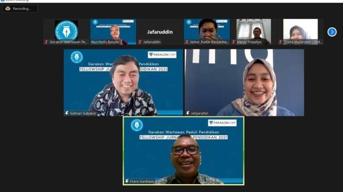 FJP Ke-3, Jurnalis dan Kepemimpinan Berperan Penting Dalam Memajukan Pendidikan
