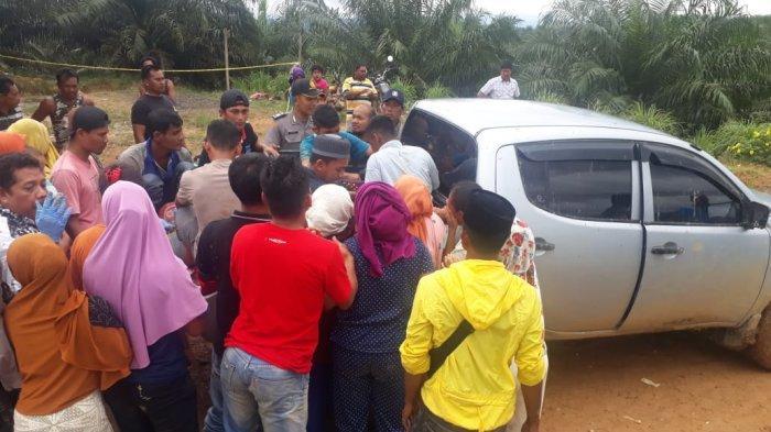 Sadis! Pekerja PT Mapoli Raya Ditemukan Tewas Bersimbah Darah, Diduga Dieksekusi Teman Sebarak