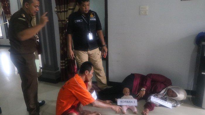 Suami Bunuh Istri dan Dua Anaknya di Ulee Madon Aceh Utara Akan Jalani Sidang Lagi, Ini Agendanya