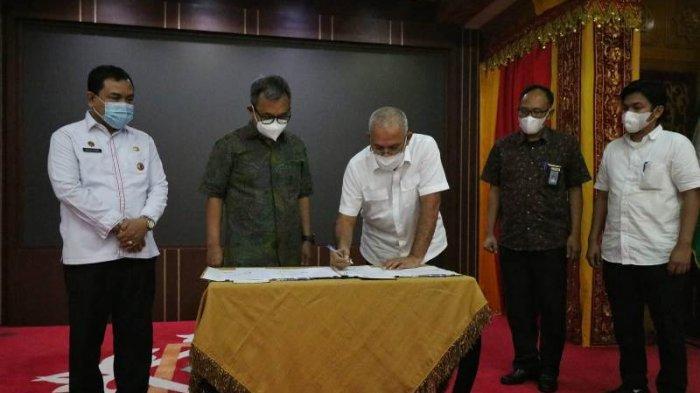 Dukung Pemberantasan Narkoba, Pemerintah Aceh Hibahkan Tanah dan Bangunan untuk BNNP