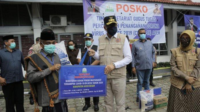 Warga Aceh Tengah Pertanyakan Bantuan Dampak Virus Corona