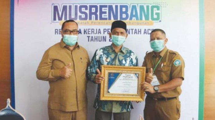 Pemkab Aceh Selatan Raih Harapan Terbaik II