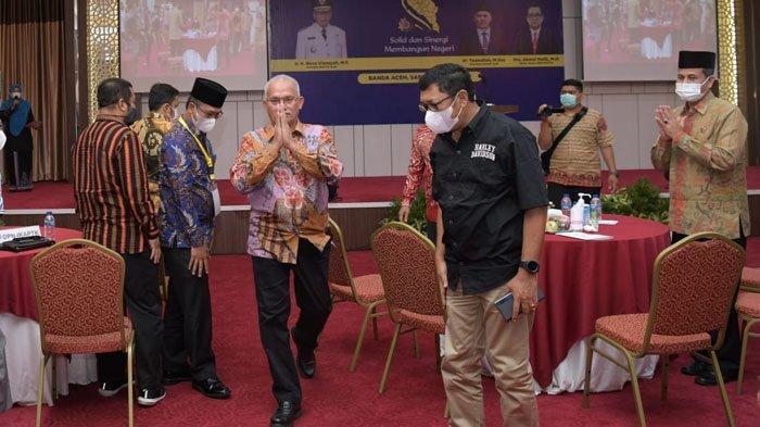 Irawan Pandu Negara Pimpin IKAPTK Aceh