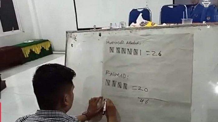 Pemilihan Ketua KNPI Bireuen Dua Putaran, Keuchik Balee Mee Kutablang Raup 27 Suara, Ini Pemenangnya