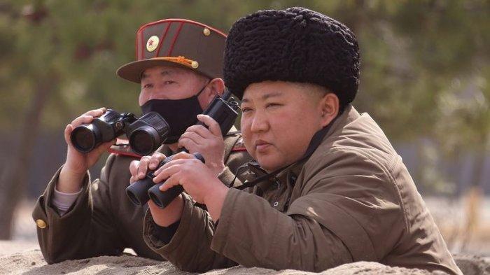 Kim Jong Un Bersiap Perang Lawan Seoul, Perintahkan Para Jenderal Siagakan Pasukan