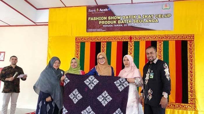 Bank Aceh Syariah Lirik Batik Seulanga