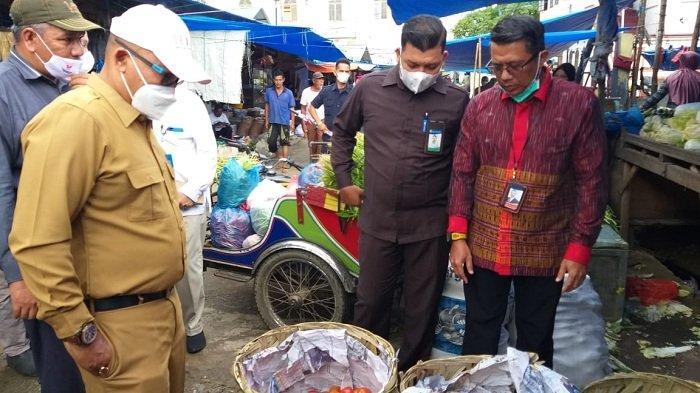 Jelang Ramadhan 1442 H, Harga Beras Turun, Harga Komoditi Lain Mulai Bergerak Naik di Lhokseumawe