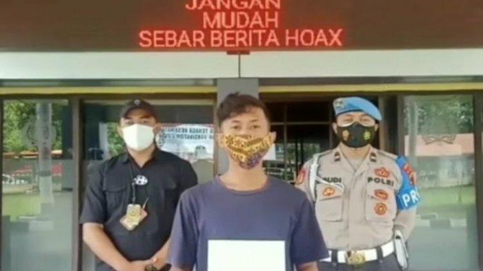 Cuma Komentar 'Sudah Ada Jatah Bulanan', Pemuda Ini Diamankan Polisi