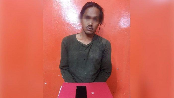 Begini Kronologis Penangkapan Pria Gondrong di Aceh Utara yang Ditembak Kakinya
