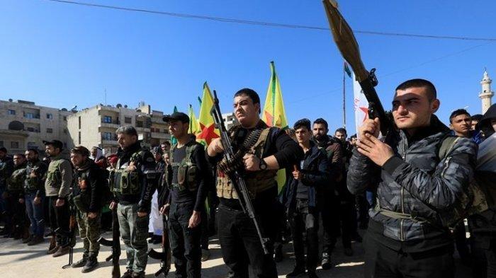 Respon Rencana Serangan Turki, Kurdi Suriah Serukan Perlawanan