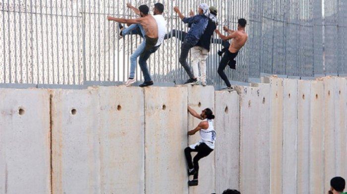 Mesir Serukan Gencatan Senjata, Cegah Konflik Israel-Palestina Meluas