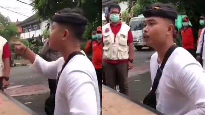 Terjaring Razia Masker, Pemuda Ini Marah Didenda Rp 100 Ribu, Sindir Gubernur: Hukum Tajam ke Bawah