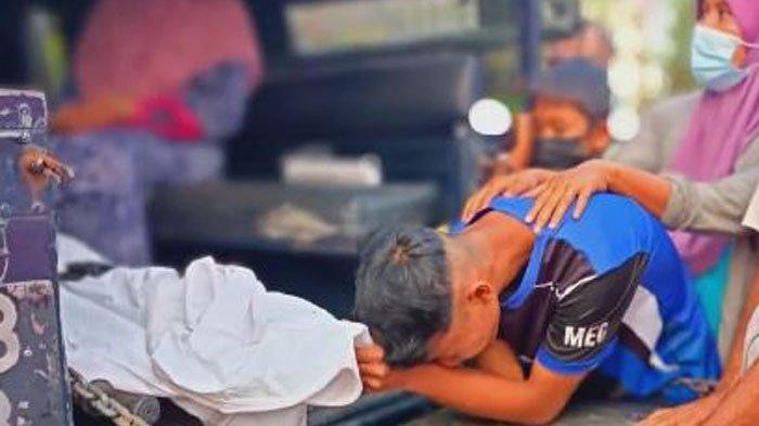 Pemuda Meninggal Setelah Menolong Dua Teman Tenggelam, Sempat Melambai Minta Tolong Sebelum Hilang