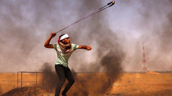 Ketegangan di Perbatasan Jalur Gaza dan Israel Makin Tinggi, Dipicu Kekerasan di Masjid Al-Aqsa