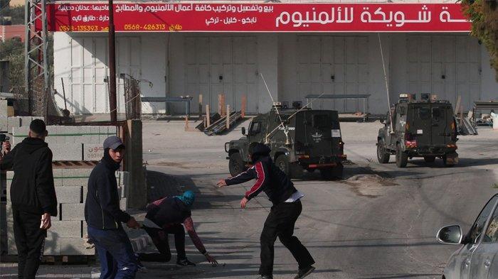 Serangan Pemukim Yahudi terhadap Palestina Meningkat Tiga Kali Lipat pada Tahun 2018