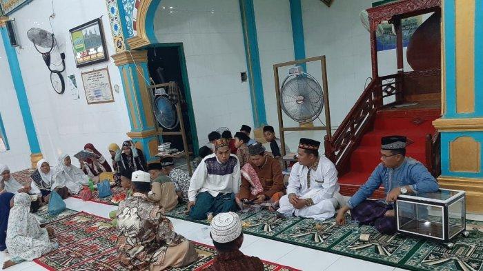 Pemuda Masjid Gunung Meriah Gelar Safari Ramdhan dan Pesantren Kilat