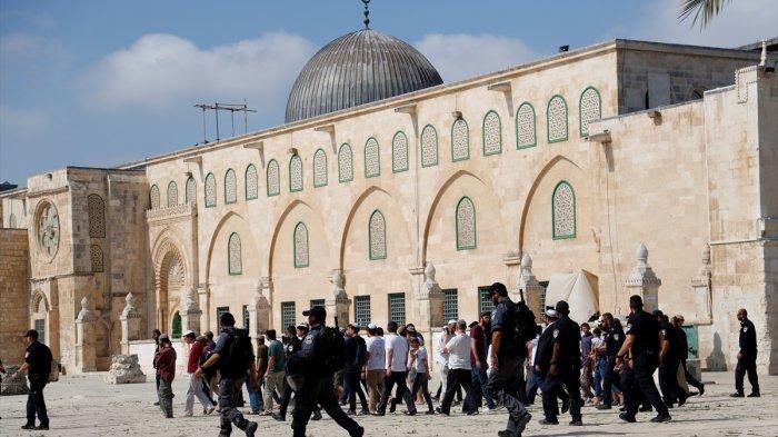 Yordania Protes Keras 'Pelanggaran' Israel di Al-Aqsa