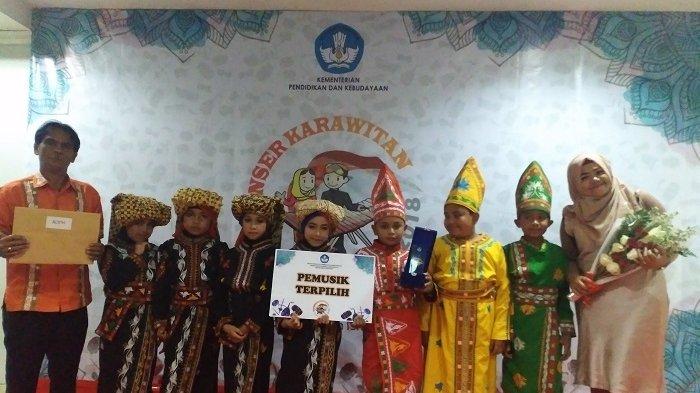 Sastra Win Fahreza dari Aceh Tengah, Raih Predikat