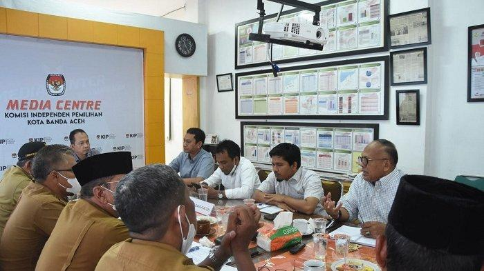Mutakhirkan Data Pemilih Berkelanjutan, KIP Banda Aceh Gandeng Asosiasi Keuchik