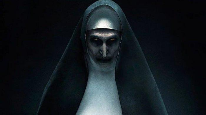 Tebar Teror Lewat The Nun, Ternyata Valak Sesungguhnya Berwujud Anak Kecil Tunggangi Naga