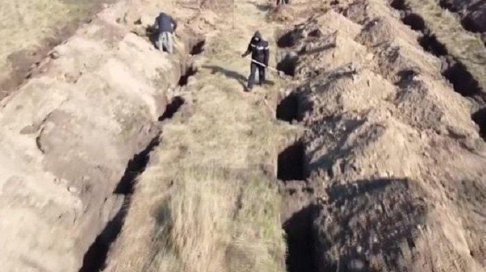 Baru Ada 13 Kasus Corona & Belum Ada Kematian, Kota Ini Sudah Siapkan 600 Kuburan, Ini Alasannya