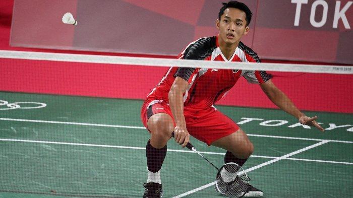Jonatan Christie Menang Dua Set, Bawa Indonesia Ungguli Taiwan saat Penyisihan Grup Thomas Cup 2020