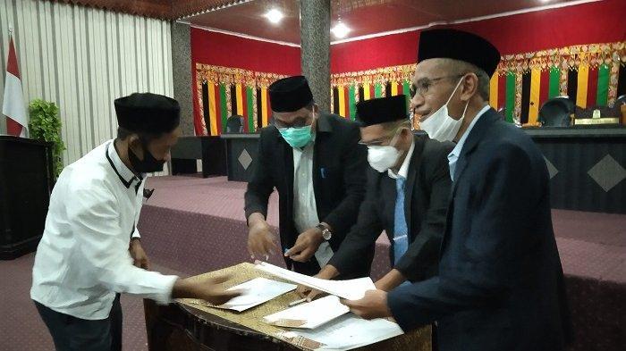 KUA PPAS Perubahan APBK 2020 Disepakati, Bupati Aceh Singkil Apresiasi DPRK