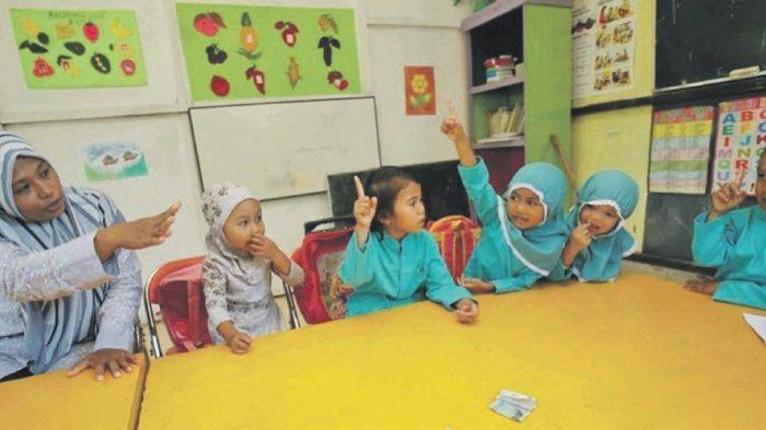 Masa Depan Aceh di Tangan Gizi Anak