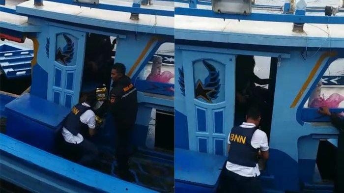 BNN dan Bea Cukai Tangkap 72 Kilogram Sabu dan Ekstasi di Laut Aceh