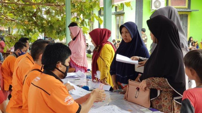 Bantuan Sosial Tunai di Simeulue Cair Sekaligus Tiga Bulan, Penyaluran Melalui Kantor Pos