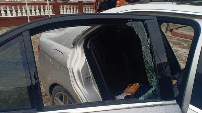 Ini Identitas dan Izin Senpi yang Dicuri Dalam Mobil Mercedes